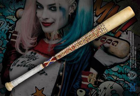 Sale Topi Baseball Squad Harley Quinn squad prop replica harley quinn baseball bat