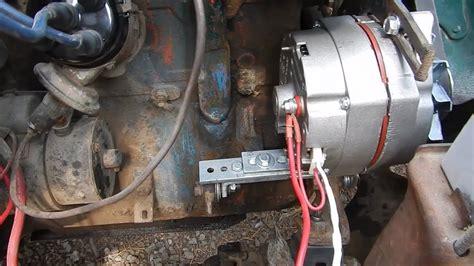 guide  automotive jeep generator  alternator