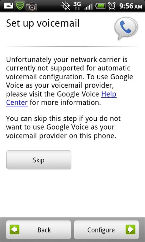 how to set up voicemail on android how to setup voicemail on android phones in the tech