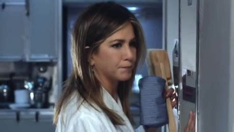Aniston Shower by Showering At Cruising Altitude Cnn