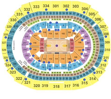lakers courtside seat map staples center lakers seating chart the killers tickets