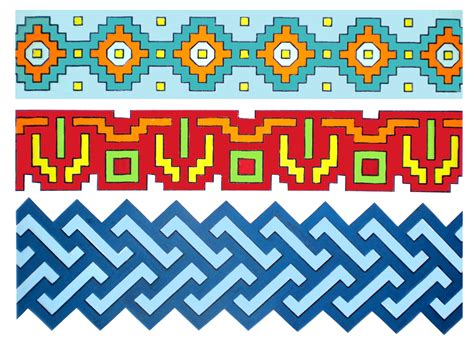 imagenes grecas mayas dibujo grecas imagui
