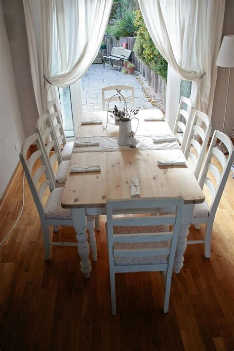 shabby chic dining sets shabby chic dining room set alliancemv