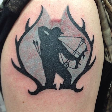full body deer tattoo 89 best hunting tattoos of all time good game hunting