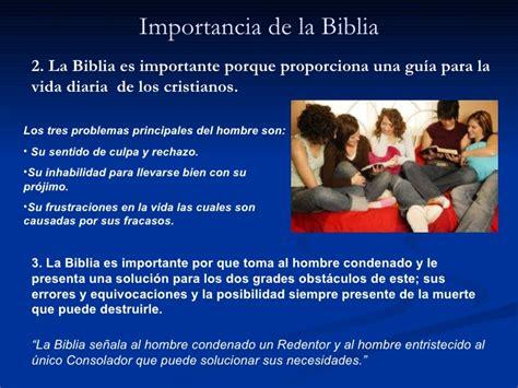 hombres importantes de la biblia 01 la biblia y la revelaci 243 n