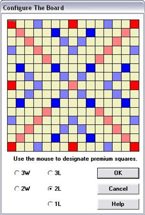maven scrabble maven 1995 strategy