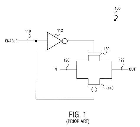 pass transistor transmission gate patente us6404237 boosted multiplexer transmission gate patentes