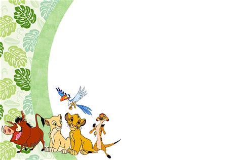 se filmer the lion king gratis invitaciones del rey le 243 n para imprimir gratis ideas y