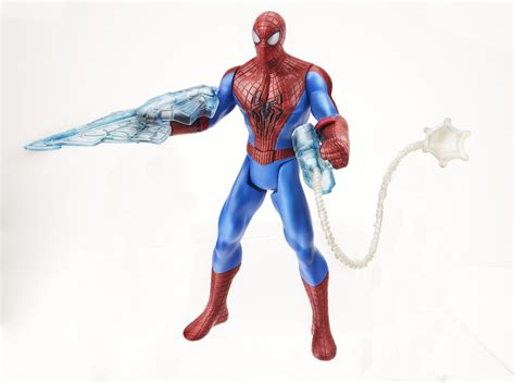 The Amazing Whipping Web Line Hasbro official images and information for the amazing spider