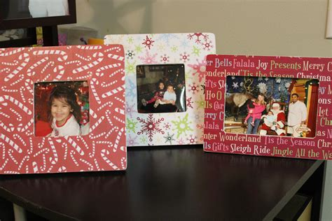 tutorial scrapbook frame crafty diy picture frames diary of a working mom