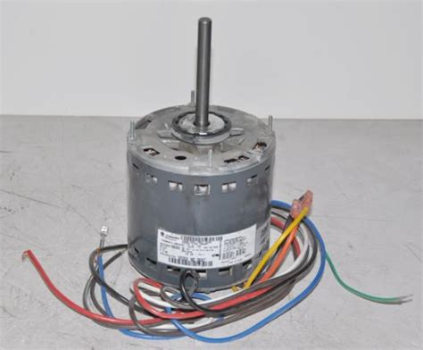Commercial Electric Motor by Ge Commercial Motors 3587 1 2 Hp Electric Motor Ebay