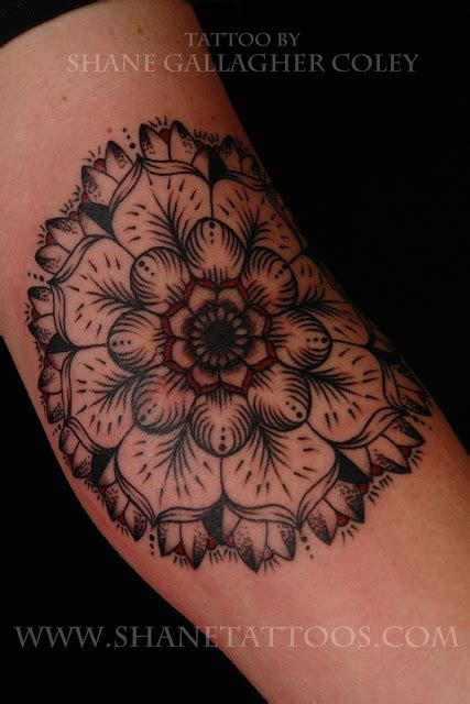 mandala tattoo gold coast shane tattoos mandala