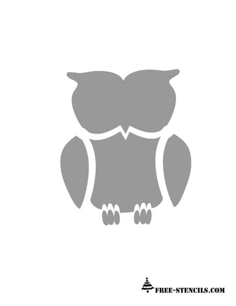 printable owl pumpkin patterns free printable owl stencil 1 png 612 215 792 pixels wish