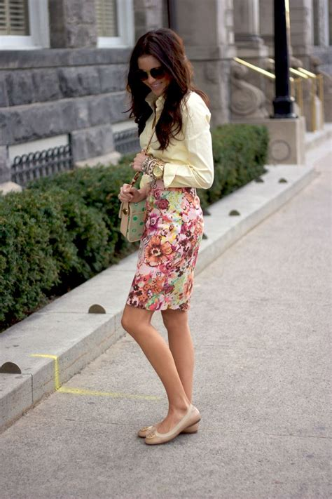 pink peonies blog 1000 ideas about floral pencil skirt on pinterest