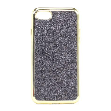 Ultrathin Chrome For Iphone 7plus Free Glitter wholesale iphone 7 plus glitter sparkly golden chrome black