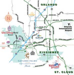 florida map orlando area gaylord palms resort hotel discount orlando hotels