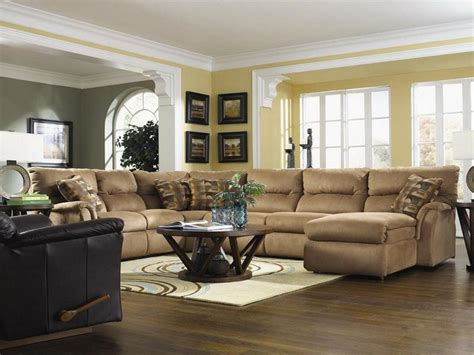 sectional sofa small living room 22 living room designs with sectionals