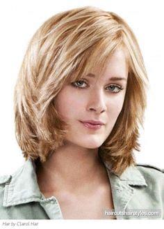 best haircuts for pronounced cheek cute medium length shag hairstyles for women over 50