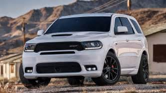 Dodge Suvs New 2018 Dodge Durango Srt Suv Unleashed With A 475