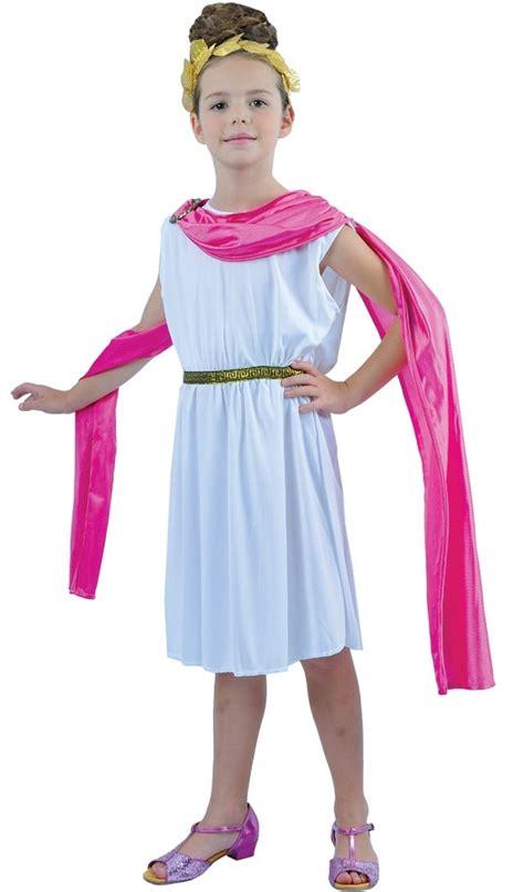 Stylish Costume Of The Day Goddess by Goddess Costume S World Book Day Fancy Dress