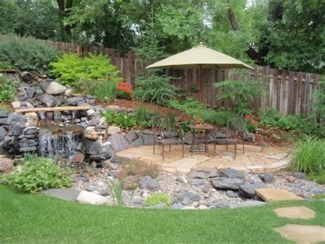 backyard creek ideas 78 images about dry river bed ideas xeroscaping on