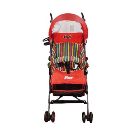 Daftar Kereta Dorong Bayi Kembar jual pliko stroller buggy winner kereta dorong bayi