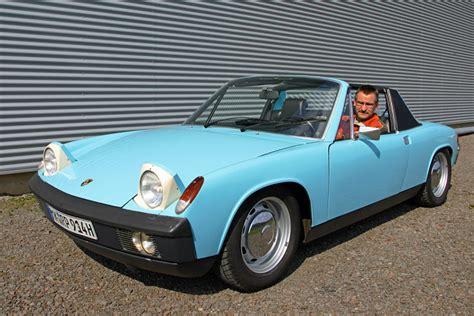 Vw Porsche 914 by 40 Jahre Vw Porsche 914 Bilder Autobild De