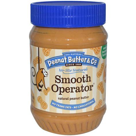 peanut butter peanut butter co smooth operator peanut butter 16 oz 454 g iherb