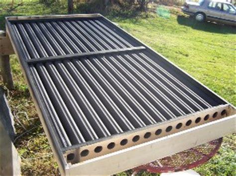 Diy Garage Heater by Do It Yourself Solar Air Heater