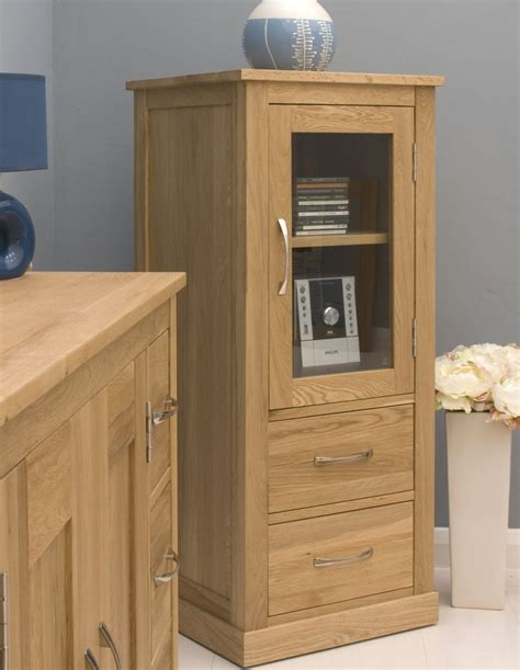 Wooden Hifi Cabinet by Conran Solid Oak Living Room Furniture Hi Fi Entertainment
