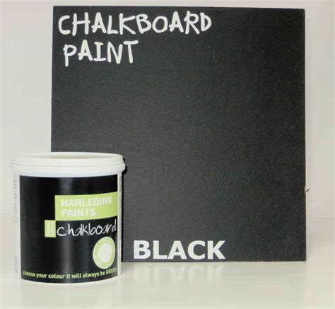 chalkboard paint coverage chalk board paint harlequin paints
