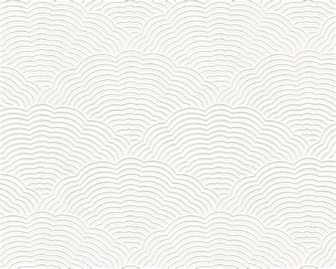 shell patterned blown vinyl white blown vinyl wallpaper embossed textured patterned