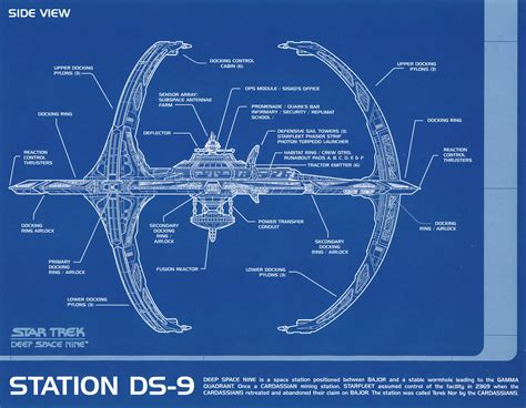 blue prints space station blueprints pics about space