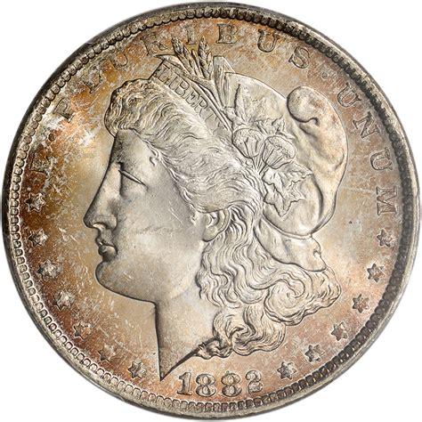 1882 silver dollar cc 1882 cc us silver dollar 1 pcgs ms64 ebay