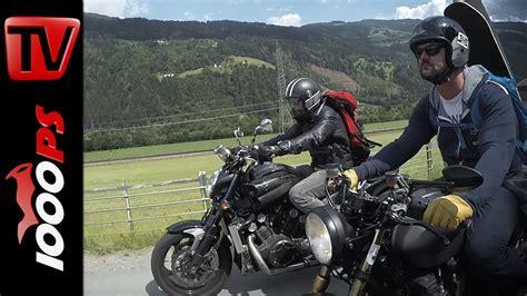 Yamaha Motorrad Touren by Yamaha Heritage Tour 2015 Der