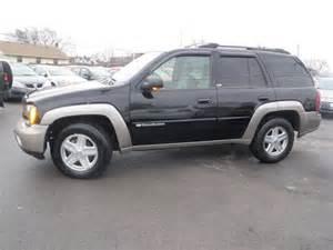 2003 Trailblazer Tires 2003 Chevrolet Trailblazer Ltz Leather Alloys 6 Passenger