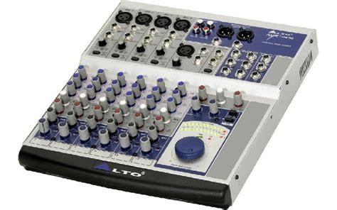 Mixer Audio Merk Alto alto professional legacy mixers series gt amx 140fx