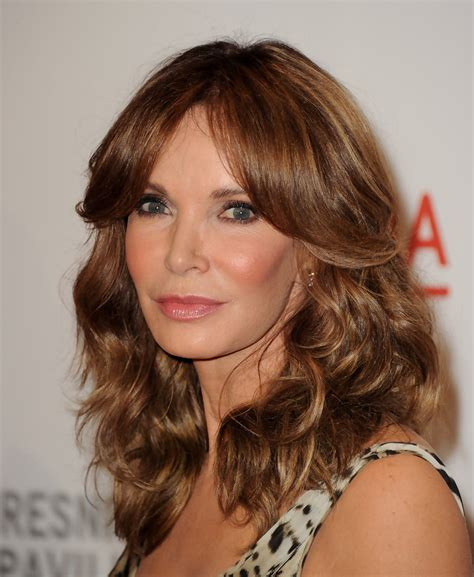 great hairstyles for women over 45 june 2010 edition 45 jaclyn smith photos photos opening gala and quot unmasking
