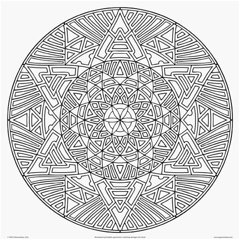 mandala coloring book outfitters difficult mandala coloring pages coloring home