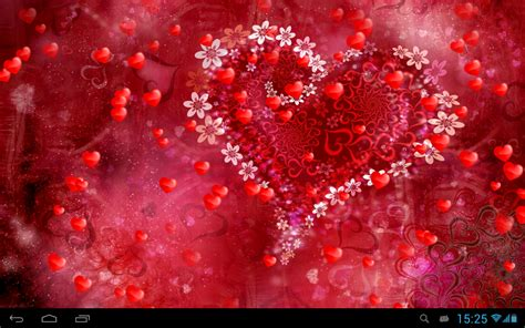 hd wallpapers for android romantic romantic live wallpaper hd android apps on google play