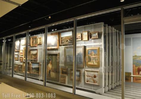 Visible Art Racks Display & Store Historical Museum?s