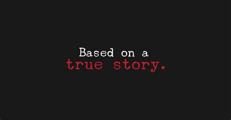 film motivasi based on true story based on a true story why we love those words moviebabble
