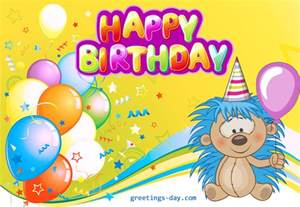 free happy birthday cards for