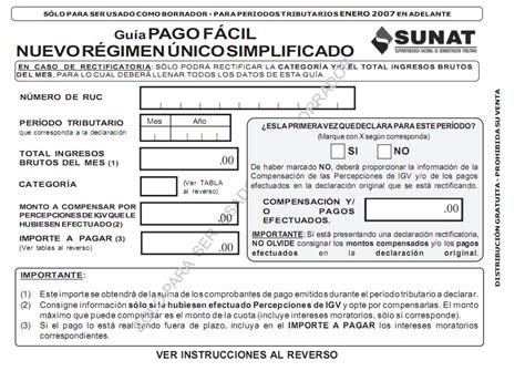 formulario para pago impuesto motocicletas analisis de rentabilidad y riesgo en proyectos regimen