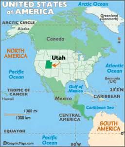utah map geography of utah map of utah worldatlas
