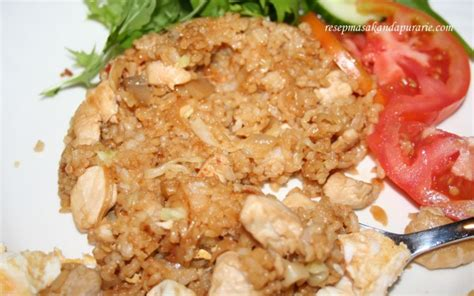 resep membuat nasi goreng vegetarian resep cara membuat nasi goreng spesial enak dan mudah