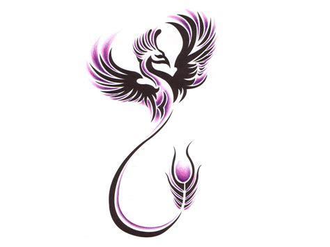 tribal phoenix tattoo designs 32 designs