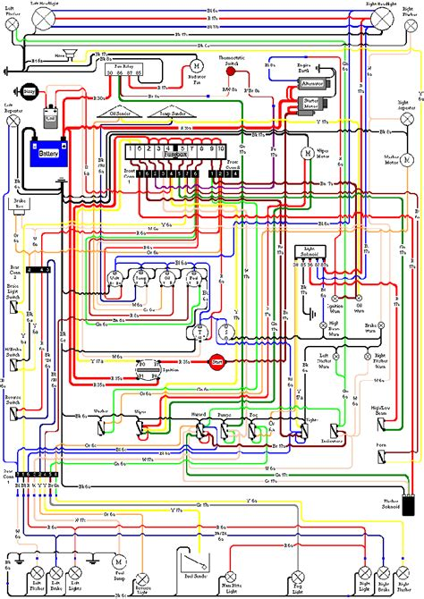 westfield world kitcar support site westfield wiring diagram