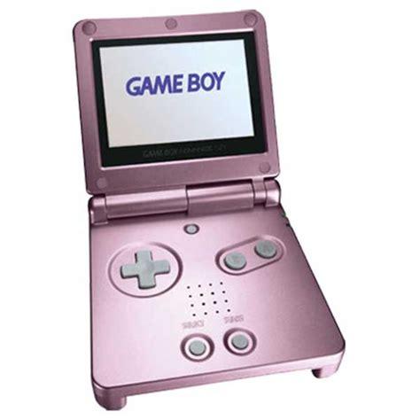 Gameboy Advance Sp By Kenz Shop gameboy advance sp pearl pink