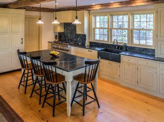 Soapstone Countertops Portland Oregon by Midcoast Maine Soapstone Kitchen Traditional Kitchen